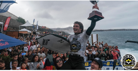 Tristan Roberts & Sari Ohhara are your 2019 Bodyboarding World Champions.
