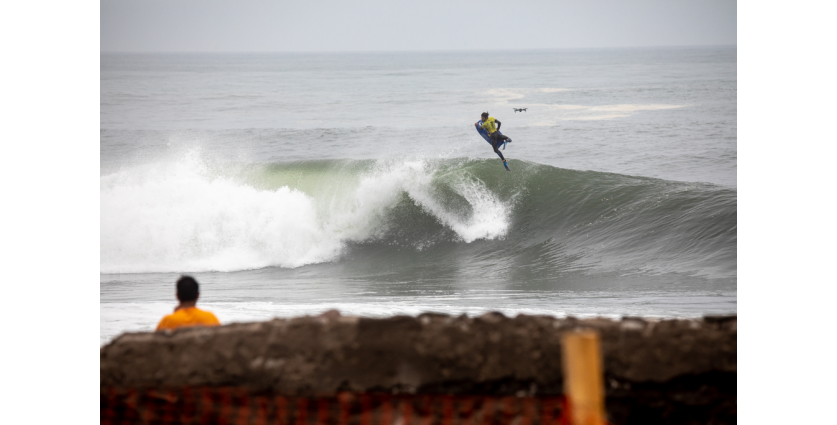 Pierre-Louis Costes places 2nd in a beautiful yet controversial